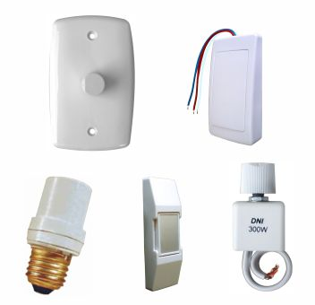 Dimmer / Actuators / Sockets