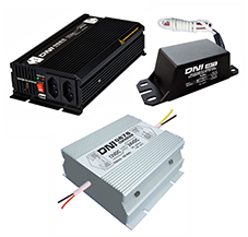 Reactors and Inverters Converters
