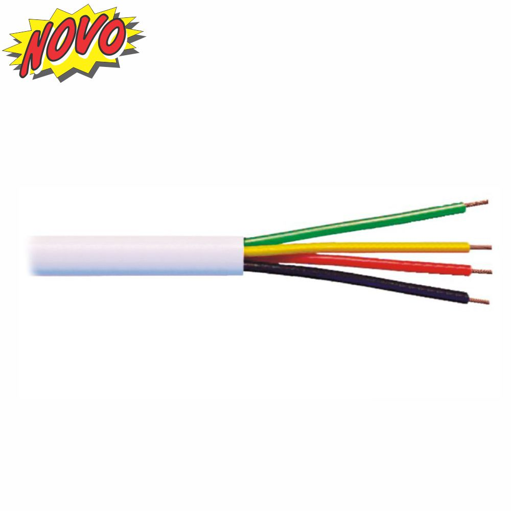 Hyb 4x50 Cable For Alarm 2 Pairs Type Cci 4x02mm Copper And Wiring Devices Wires Cables