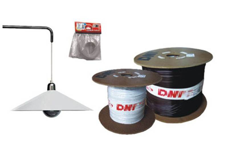 DNI CSN PP 205 E 5 – Cables for Lighting Installation