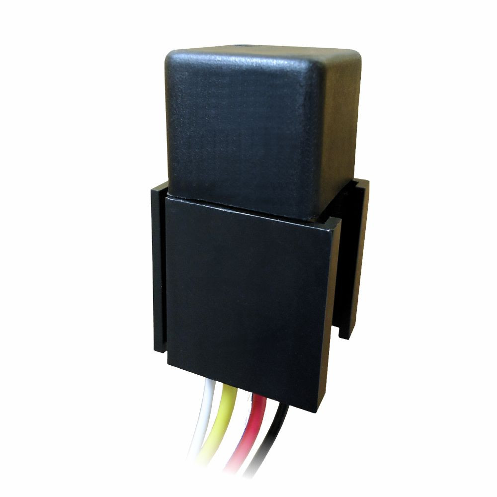 DNI7522 – Relay Socket and Whipping 4 Terminals 2 Terminals Wide 70A – 12V