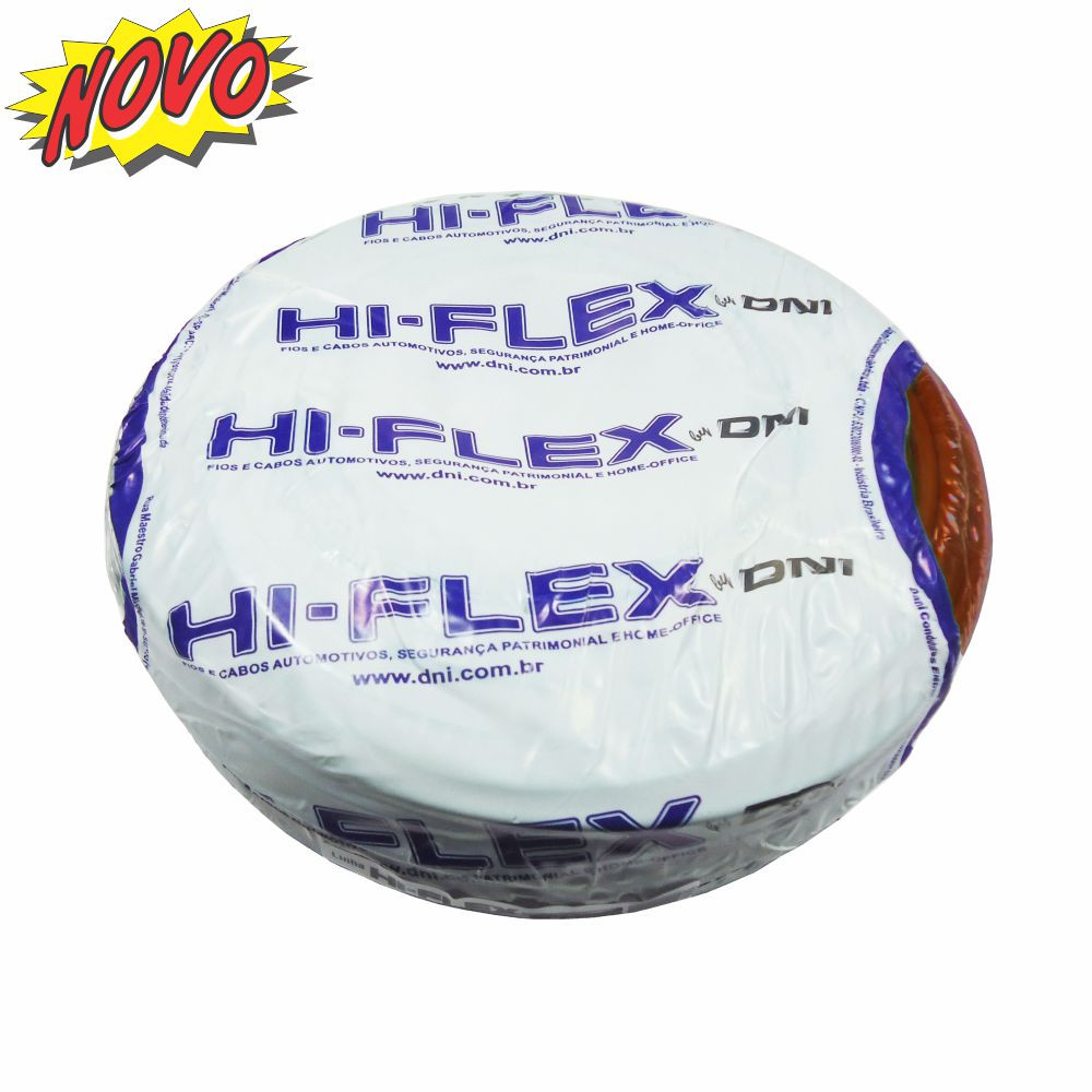 HFX600–MR–50 – Cabo Flexível – 50m