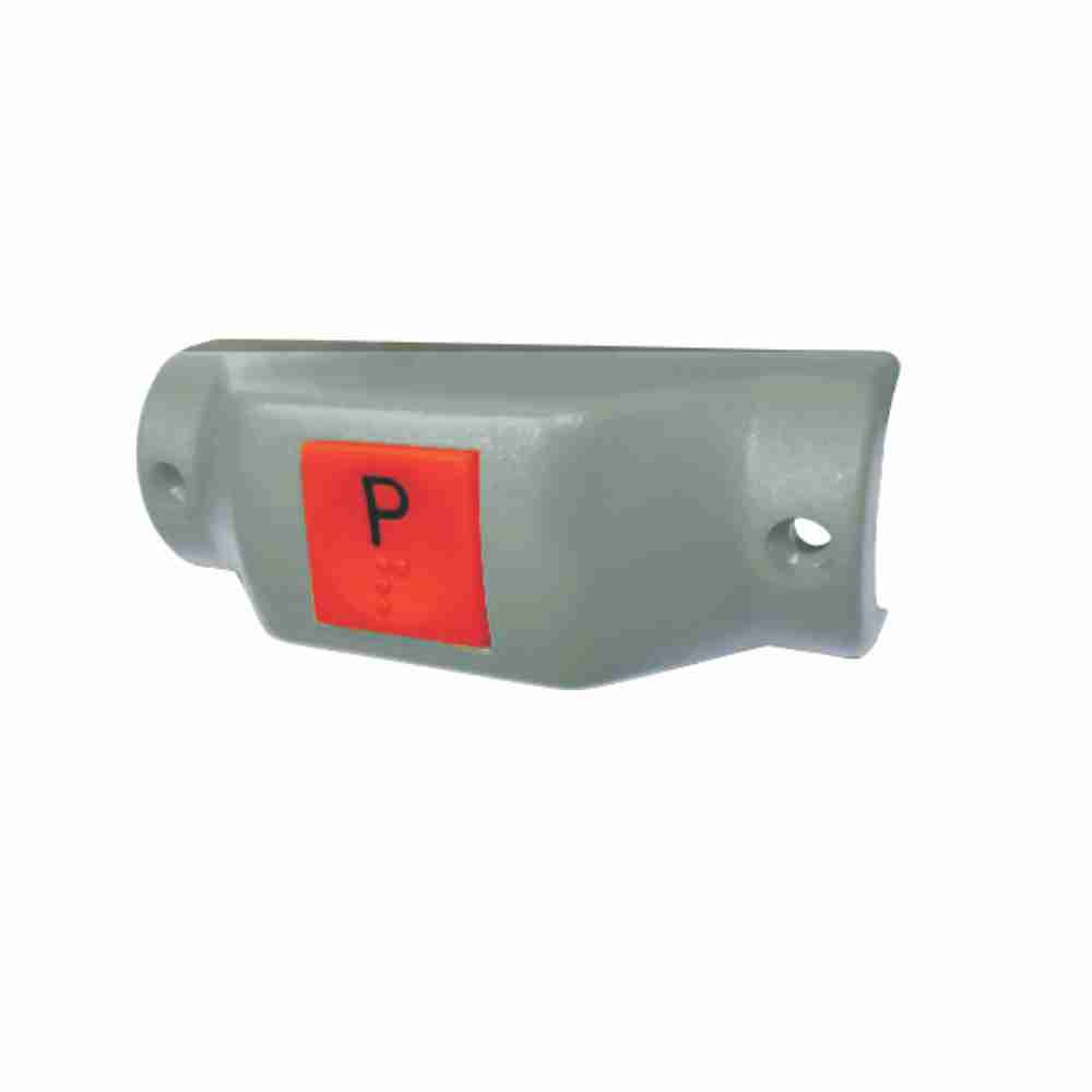 DNI8813 – Switch Stop Required to Bus Horizontal Recording for Column – light gray – 12/24V