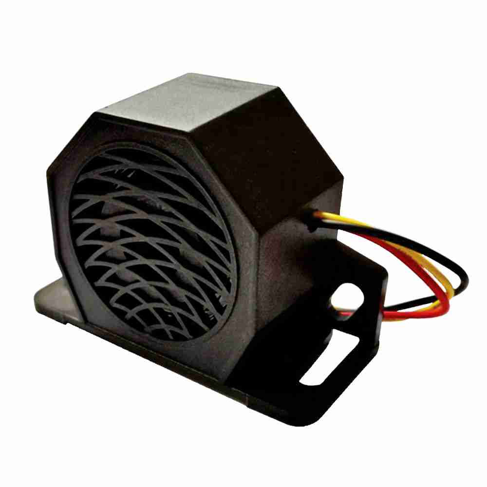 DNI3502 – Armored siren for forklift trucks Multiple voltages –  12 a 80V