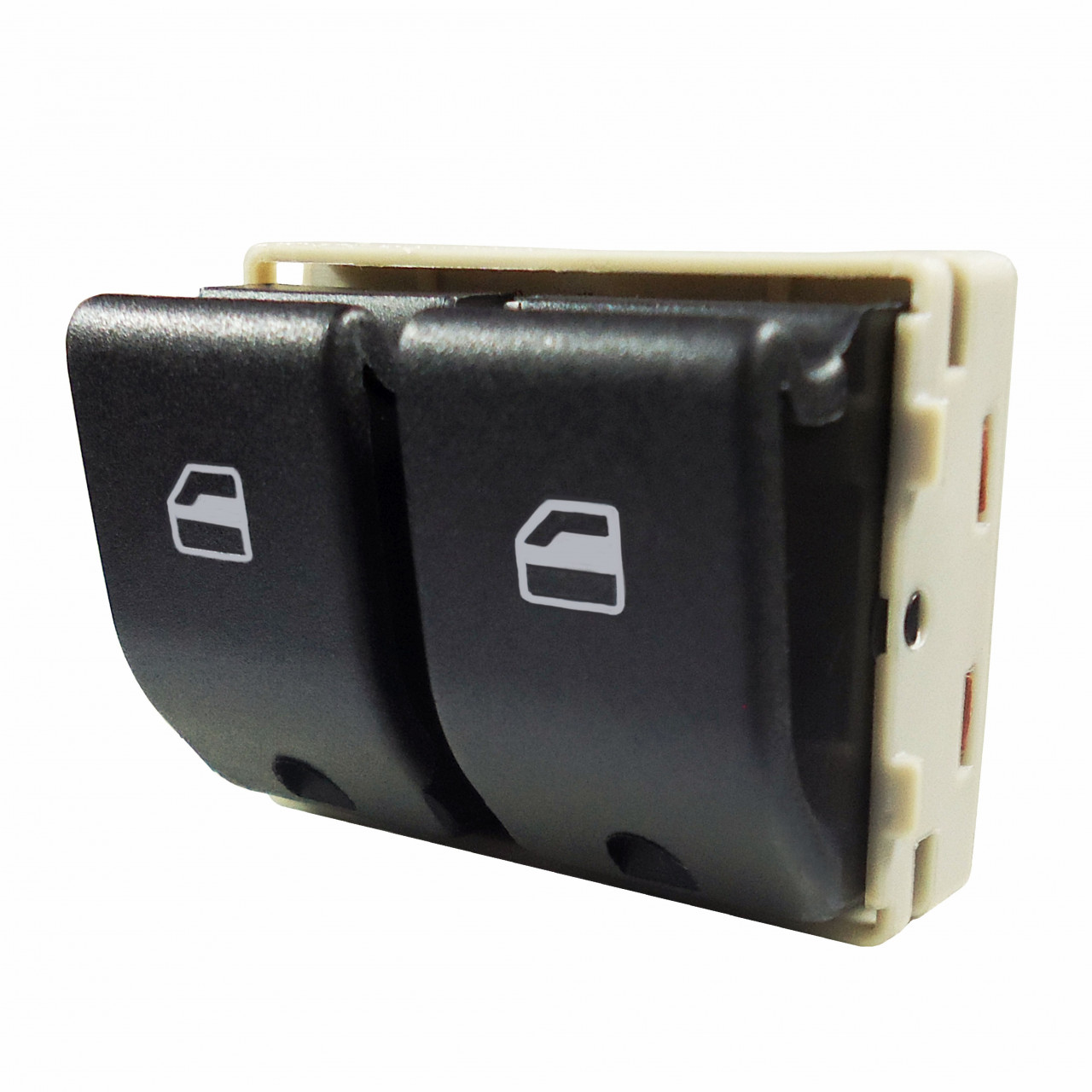 DNI2407 – VW / Audi 6Q0959858A Double Electric Glass Switch – 12V – Switch