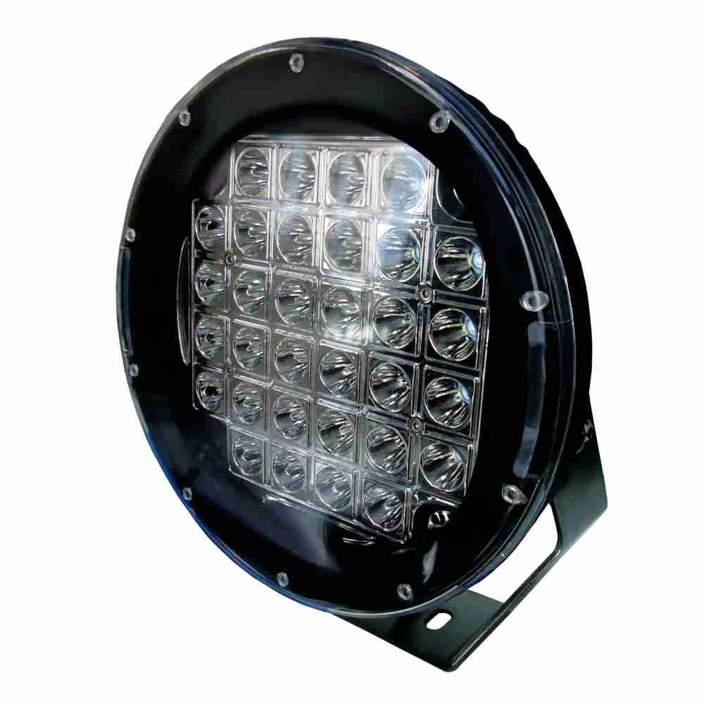 DNI4164 – Round Work Lighthouse with LEDs 96W – 9 to 48Vdc – Special for Tractors and Agricultural Machines