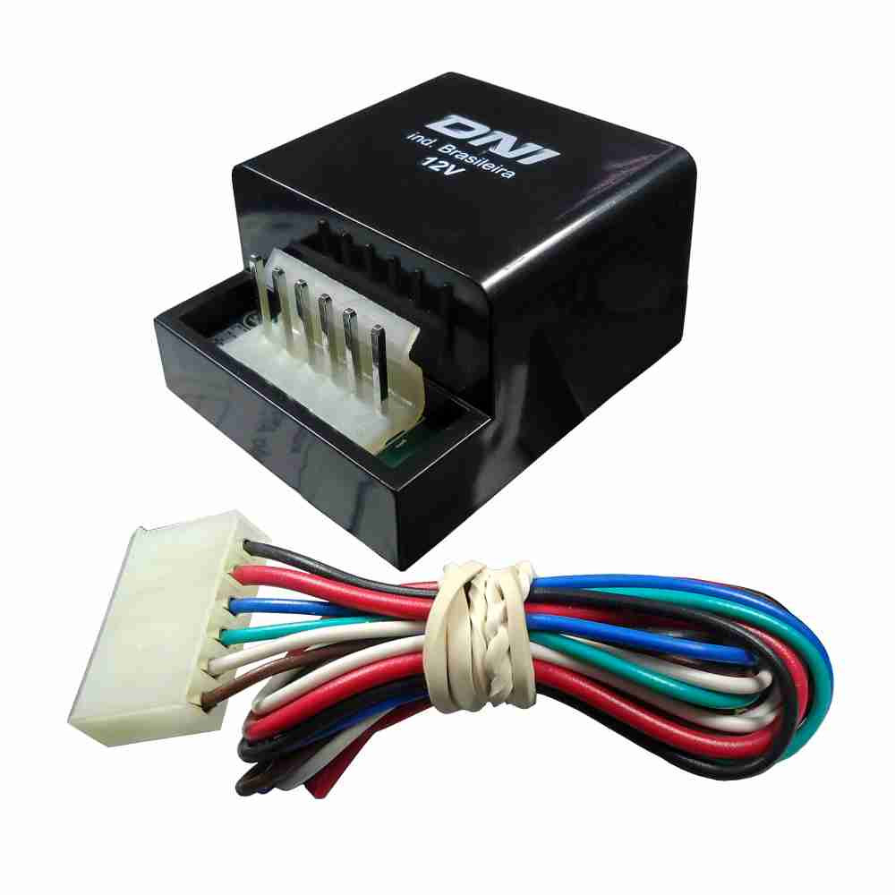 DNI2015 – Central Station for Glass and Electric Locks – 12V