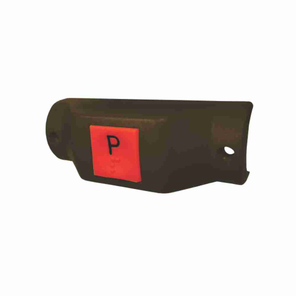 DNI8813 – Switch Stop Required to Bus Horizontal Recording for Column – dark brown – 12 / 24V