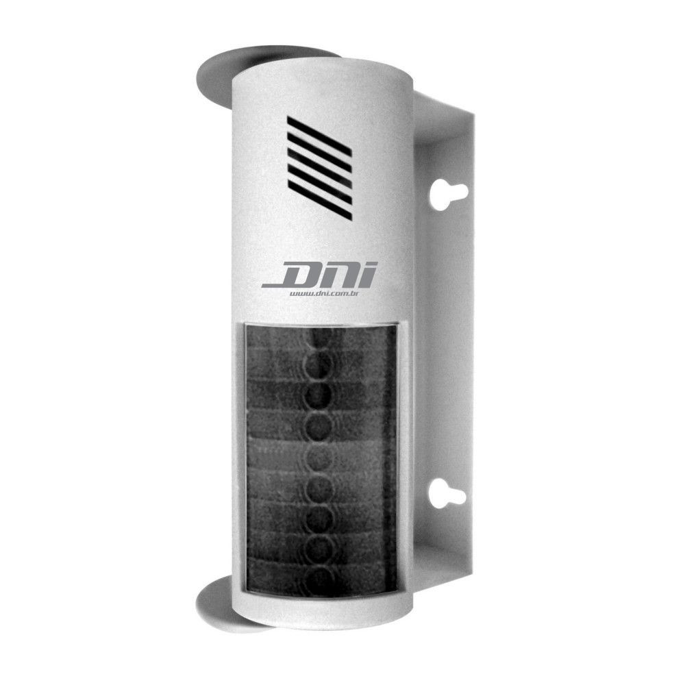 DNI 6000 – Announcer with Presence Sensor and Alarm 2 Sons