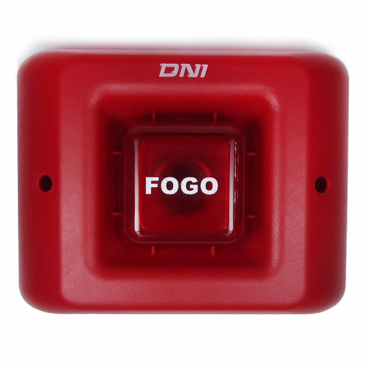 DNI4210 – Siren with Strobo Illumination for Monitoring and Fire – 24V