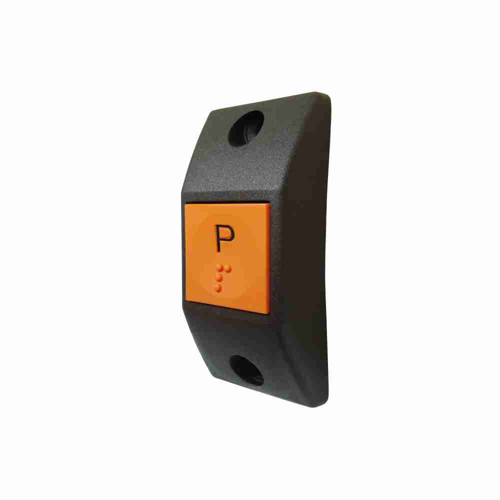 DNI8808 – Switch Stop Required to Bus Vertical Plane Recording  – Dark Brown – 12 / 24V