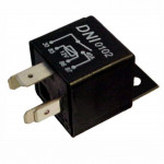 DNI0102 - Relay Auxiliary Universal - 12V
