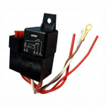 DNI0209 - Relays Reverser with socket, Whipping, Fuse, Terminal 5 - 40/30A - 24V