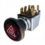 DNI 2001 - Warning Hazard Light Switch VW - 12V