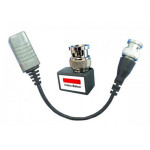 DNI5007 - Video Balun Kit with 2 passive - 90 ° / 180 ° Flexible