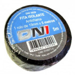 DNI5029 - Insulating Tape PVC Antiflame - Black - 5m