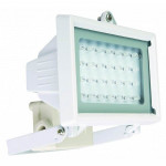 DNI6045 - Economic Reflector with 28 LEDs Bivolt 3W -  White