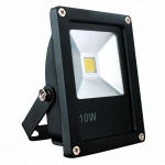 DNI6052 -  floodlight spotlight 10W  LED Slim green - Bivolt