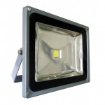 DNI6059 - floodlight spotlight 50W LED White Cold - Bivolt