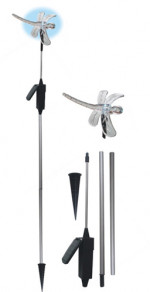 DNI6127 - Solar Decorative Lighting - Dragonfly