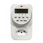 DNI 6610 - Digital Timer Socket 127/220V Bivolt