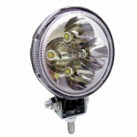 DNI4183 - Round Work Lighthouse with LEDs 16W - 9 to 48Vdc - Special for Tractors and Agricultural Machines