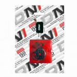 DNI0526 - Alarm Sound and Visual Indicator for Tipper Trucks Bivolt - 12 / 24V