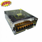 DNI4992 - Switching Power Supply  12V / 10A - Bivolt