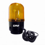 DNI4109 - Visual flag 24 LED Amber 12/24V