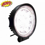 DNI4180 - Round Work Light with LEDs / White Ring 27W - 9 to 48Vdc