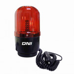 DNI4111 - Visual flag 24 LED Red 12/24V
