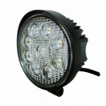 DNI4161 - Round Work Lighthouse with 27W LEDs - 9 to 48Vdc - Special for Tractors and Agricultural Machinery
