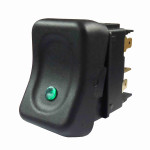 DNI2018 - Scania 1488066 Series 3 and 4 Series Headlight Switch - 24V - Switch