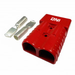 DNI8342 - Forklift / Stationary Battery Connector - 350A