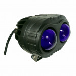 DNI4150 - 10W LED Forklift Safety Anti-Collision Safety Head - 10 to 80Vdc - Special for Tractors and Farm Machines