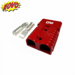 DNI8341 - Forklift / Stationary Battery Connector - 175A