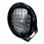 DNI4164 - Round Work Lighthouse with LEDs 96W - 9 to 48Vdc - Special for Tractors and Agricultural Machines