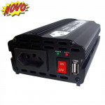 DNI0887 - Pure sine wave inverter 12Vdc for 110Vac - 300W