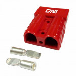 DNI8340 - Forklift / Stationary Battery Connector - 50A