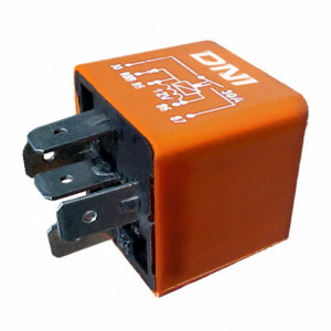 DNI0107 - Auxiliary Fan Relay for 12V GM Diode Radiator