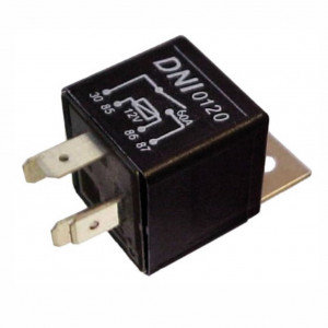 DNI0120 - Auxiliary Relay Universal 60A - 12V
