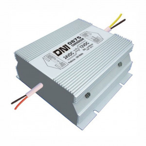 DNI 0875 - Converter from 24Vdc to 12Vdc - 350W