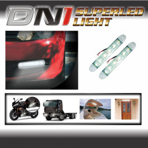 DNI2032 - DRL - SUPERLED Light 6 LEDs - 12V