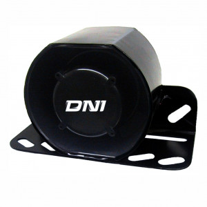 DNI 3500 - March-aft siren resistant Water Bivolt  - 12 to 36V