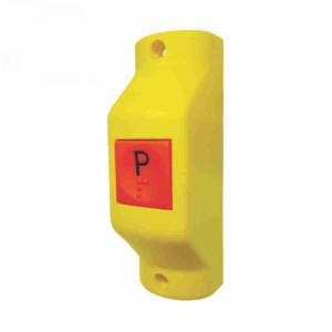 DNI8803 - Switch Stop Required to Bus Vertical Recording for Column - Yellow - 12 / 24V